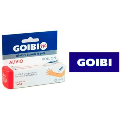 GOIBIPIC ALIVIO ROLL ON 14 ML