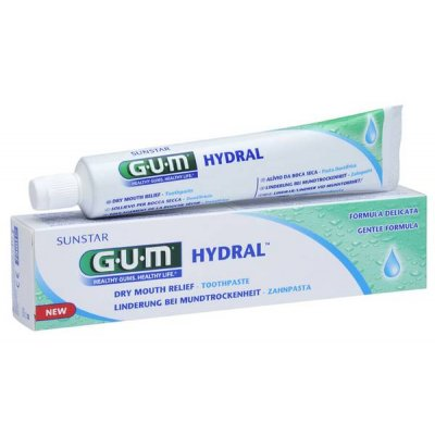 GUM HYDRAL PASTA DENTIFRICA 75 ML