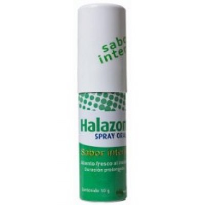 HALAZON SPRAY ORAL 14,2 G