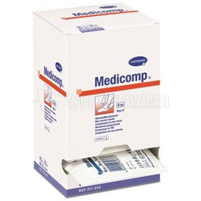 HARTMANN MEDICOMP GASA SUAVE 10 x 10 CM. 10 Sobres de 2 unidades