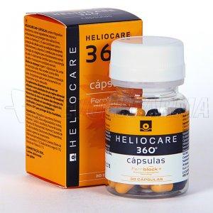 HELIOCARE 360º.  30 capsulas