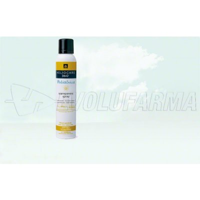 HELIOCARE 360º PEDIATRICS SPRAY SPF 50. 200 ml