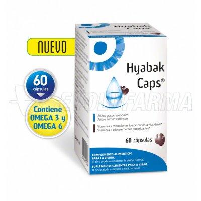 HYABAK CAPS. 60 Cápsulas