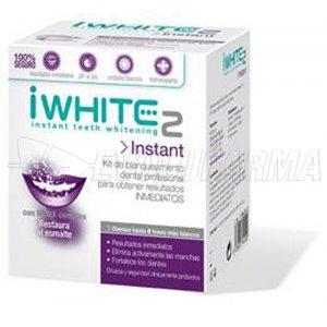 I WHITE 2 INSTANT MOLDE DENTAL PRECARGADO. 10 Moldes