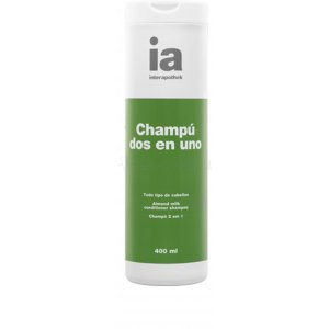 INTERAPOTHEK CHAMPÚ 2 EN 1. 400ml
