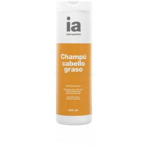 INTERAPOTHEK CHAMPÚ CABELLO GRASO. 400ml