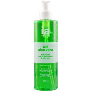 INTERAPOTHEK GEL ALOE VERA PURO. 500ml