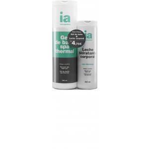INTERAPOTHEK GEL + LECHE SPA THERMAL