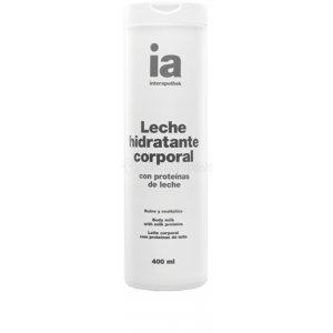 INTERAPOTHEK LECHE CORPORAL PROTEÍNAS DE LECHE. 400ml