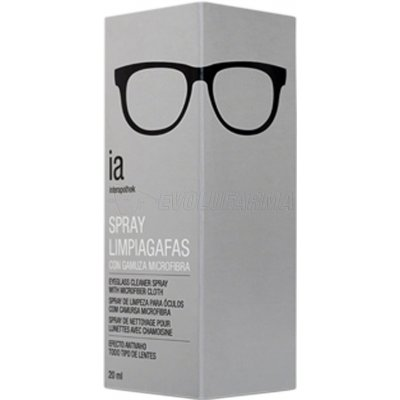 INTERAPOTHEK SPRAY LIMPIAGAFAS. 20ml