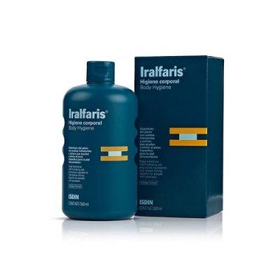 ISDIN IRALFARIS HIGIENE CORPORAL. 500 ml