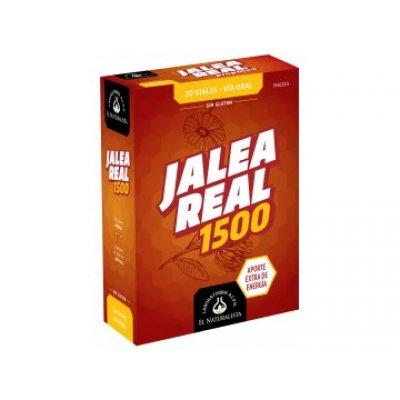 JALEA REAL EL NATURALISTA  20 VIALES