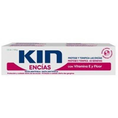 KIN ENCIAS PASTA DENTIFRICA  125 ML