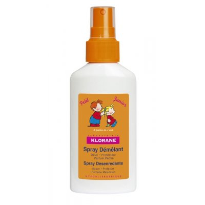 KLORANE JUNIOR SPRAY DESENREDANTE 150 ML