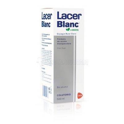 LACER BLANC PLUS COLUTORIO D-CITRUS, 500ml
