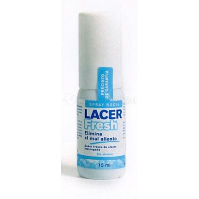 LACER FRESH SPRAY, 15ml