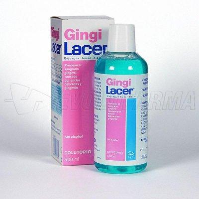 LACER GINGILACER COLUTORIO. Envase 500 ml.