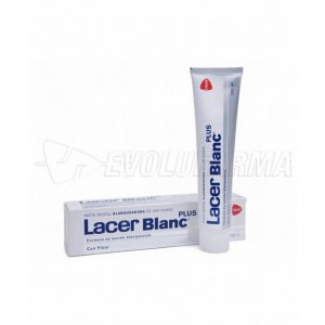 LACERBLANC PLUS PASTA DENTAL.Tubo 125 ml.