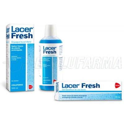 LACERFRESH GEL DENTÍFRICO. 125 ml