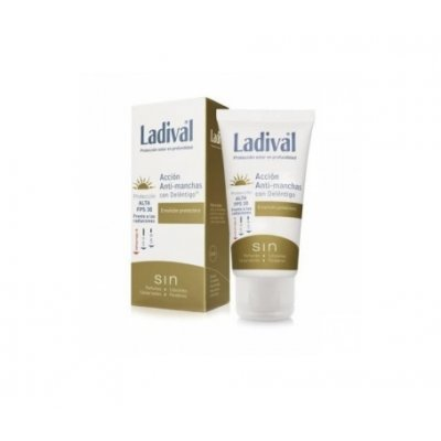 LADIVAL F50+ ANTIMANCHAS CREMA 50 ML