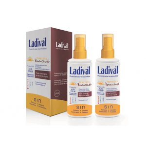 LADIVAL F50+ PROTECCION Y BRONCEADO SPRAY 150 ML