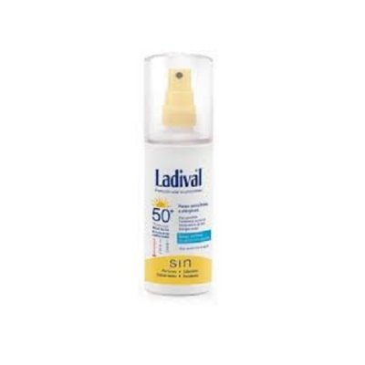 LADIVAL PIEL SENSIBLE O ALERGICA SPRAY FPS 30 FOTOPROTECCION ALTA GEL-CREMA + AFTERSUN DUPLO 200