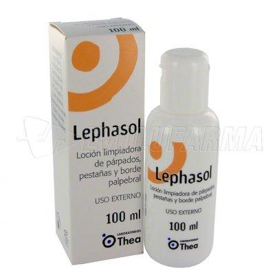 LEPHASOL LOCIÓN LIMPIADORA. Envase 100 ml.