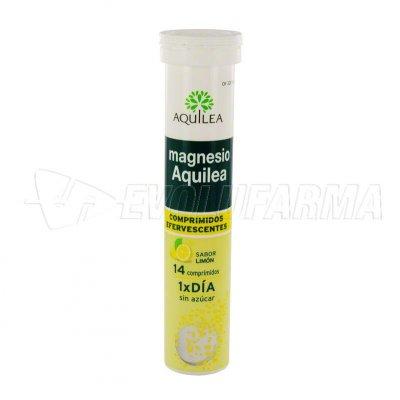 MAGNESIO AQUILEA EFERVESCENTE. Envase 14 Comprimidos.