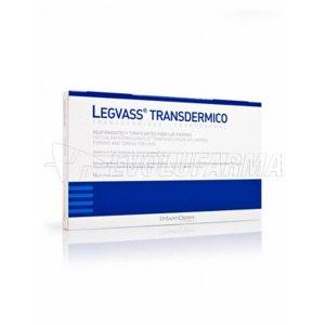 MARTIDERM LEGVASS® TRANSDÉRMICO. 14 parches.