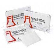 ALGIPATCH 140 mg APOSITOS ADHESIVOS MEDICAMENTOSOS, 5 apósitos