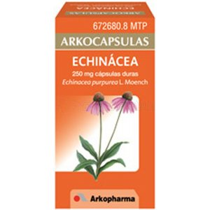 EQUINACEA ARKOPHARMA cápsulas duras , 50 cápsulas