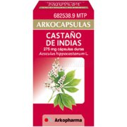 CASTAÑO DE INDIAS ARKOPHARMA cápsulas duras , 84 cápsulas