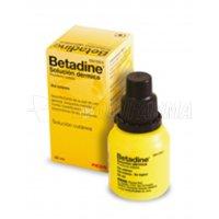 BETADINE SOLUCION DERMICA, 1 frasco de 50 ml