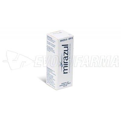 MIRAZUL 1,25 MG/ML COLIRIO EN SOLUCIÓN. , 1 frasco de 10 ml
