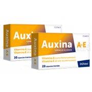 AUXINA A+E CAPSULAS BLANDAS , 20 cápsulas