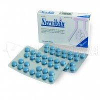 NERVIKAN COMPRIMIDOS RECUBIERTOS, 50 comprimidos