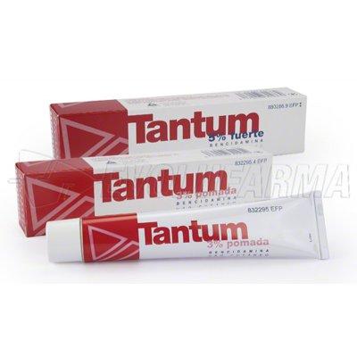 TANTUM 5% FUERTE CREMA, 1 tubo de 50 g