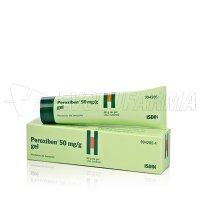 PEROXIBEN  25 mg/g GEL, 1 tubo de 30 g