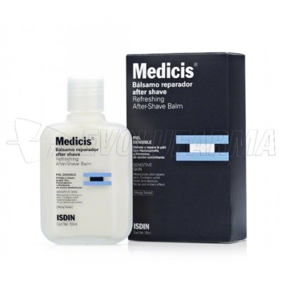 MEDICIS BÁLSAMO REPARADOR AFTER SHAVE. 100 ml