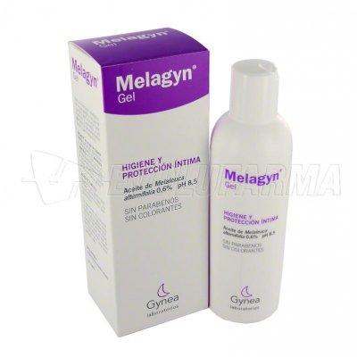 MELAGYN GEL HIGIENE ÍNTIMA. 200 ml