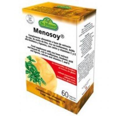 MENOSOY 60 CAPSULAS