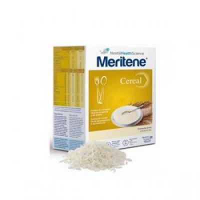 MERITENE CEREAL CREMA DE ARROZ 600 G (2 BOLSAS 300 G)
