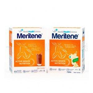 MERITENE BATIDOS VAINILLA. 15 sobres de 30 g