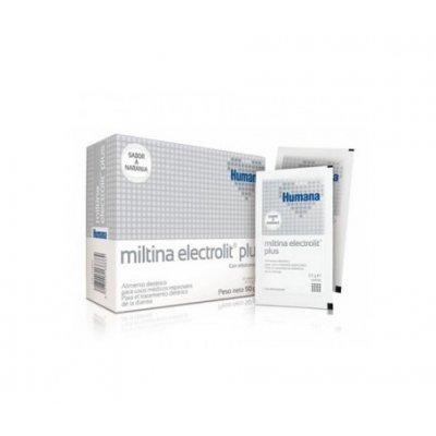 MILTINA ELECTROLIT PLUS 20 SOBRES 2.5 G