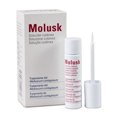 MOLUSK SOLUCION CUTANEA 3 G