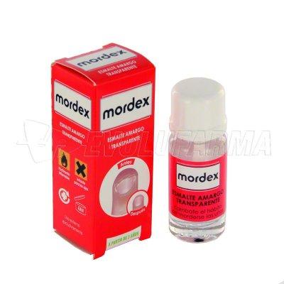 MORDEX. Envase de 10 ml.