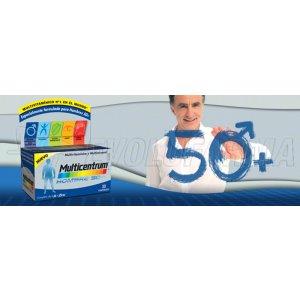 MULTICENTRUM HOMBRE 50+. 30 Comprimidos