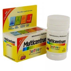 MULTICENTRUM JUNIOR. 30 Comprimidos.