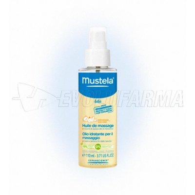 MUSTELA BEBÉ ACEITE DE MASAJE. Spray de 110 ml.