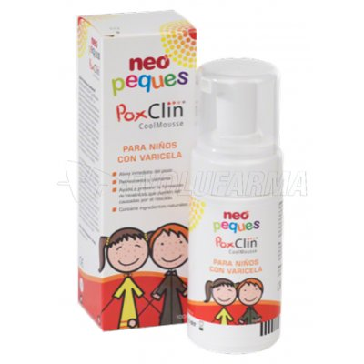 NEO PEQUES POXCLIN COOL MOUSEE. 100 ml
